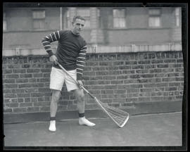 William Frow, lacrosse player