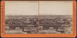 """Tithing Houses, Salt Lake, Utah."" (Stereograph 2751)"