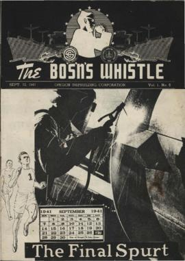 The Bo's'n's Whistle, Volume 01, Number 05
