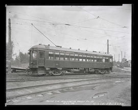 Willamette Valley Railway car #11