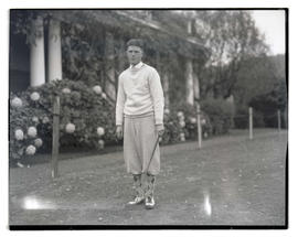 Norman Smith, golfer