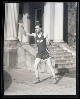 Dixon, basketball player for Multnomah Amateur Athletic Club