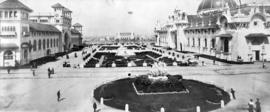 Pacific and Columbia Courts, Lewis and Clark Centennial Exposition, 1905