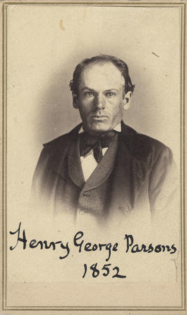 Parsons, Henry George