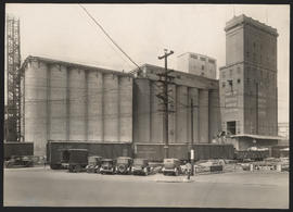 Port of Seattle Grain Elevator, Seattle, Washington