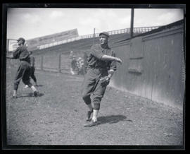 Buck Freeman, baseball player for Oakland