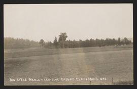 Rifle Range and Camping Ground, Clackamas, Oregon
