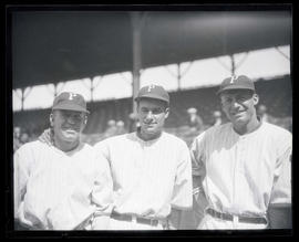 Keesey, Barbee, and Bigbee, baseball players for Portland