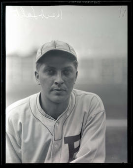 Herb Lahti, baseball player