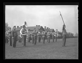 Band at Vancouver Barracks