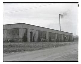 Unidentified warehouse or factory