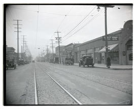 Union Avenue and Shaver Street, Portland