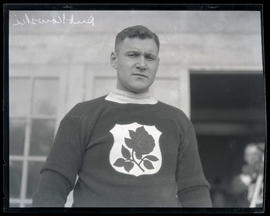 Dutkowski, hockey player for Portland Rosebuds