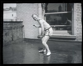 Bert Jacobberger, Multnomah Amateur Athletic Club