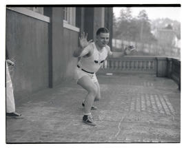 Steele, basketball player for Multnomah Amateur Athletic Club