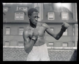 Eddie Cartwright?, boxer