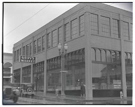 Gray's Market, West Burnside and Northwest 20th Place, Portland