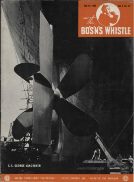 The Bo's'n's Whistle, Volume 02, Number 14