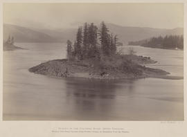 """Islands in the Columbia River, Upper Cascades."""