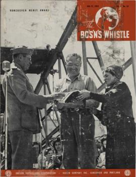 The Bo's'n's Whistle, Volume 03, Number 14