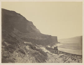 """Cape Horn near Celilo. Columbia River."" (Mammoth 457)"