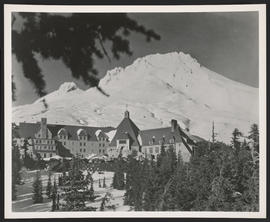 Timberline Lodge and Mount Hood