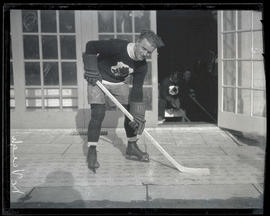 McVeigh, hockey player for Portland Rosebuds