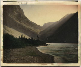 Lake Ellen Wilson, Glacier National Park