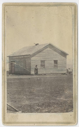 Schoolhouse, Monmouth, Oregon