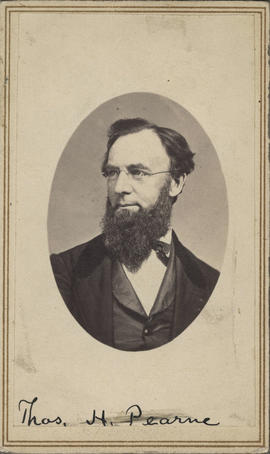Pearne, Reverend Thomas H.