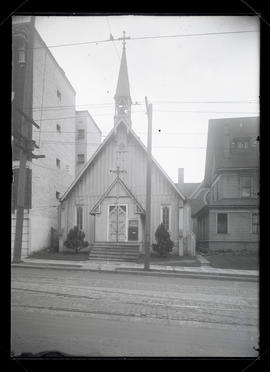St. David's Parish House, East Morrison Street, Portland