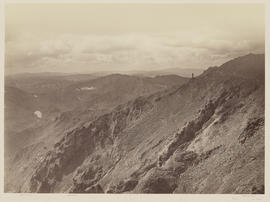 """Round Top looking along S. side of Ridge."" (Mammoth 1283)"