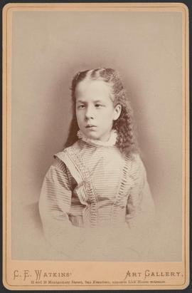 Young girl, Beekman family