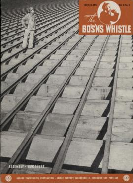 The Bo's'n's Whistle, Volume 02, Number 08