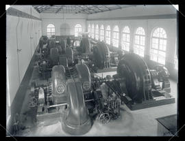 Station G, Cazadero power station units