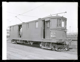 US Mail car #1461