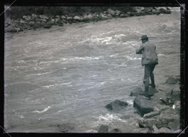 Bohlman Fishing on the Klamath River
