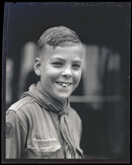 William Miler?, Boy Scout