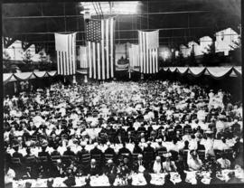 Banquet during Lewis and Clark Exposition, 1905