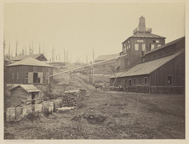 """Oswego Iron Works, Oregon."" (Mammoth 405)"
