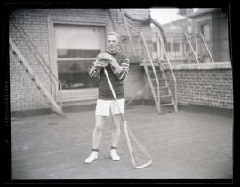 Ted Belsworth, lacrosse player