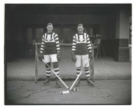 Hockey players for Multnomah Amateur Athletic Club
