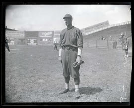 Howard, baseball player for Oakland