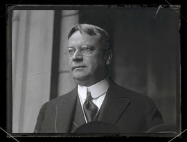 Senator Hiram Johnson of California
