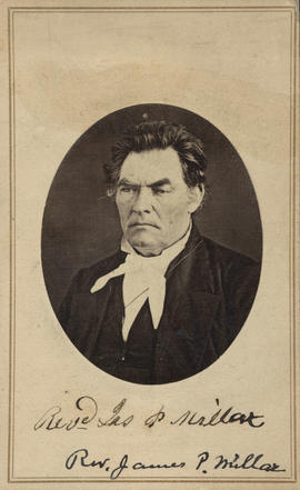 Millar, Reverend James P.