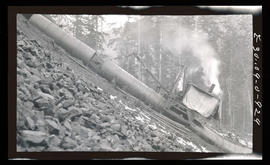 Oak Grove project, Willamette Iron and Steelworks pipe traveler
