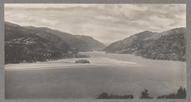 Untitled (Columbia River from White Salmon)