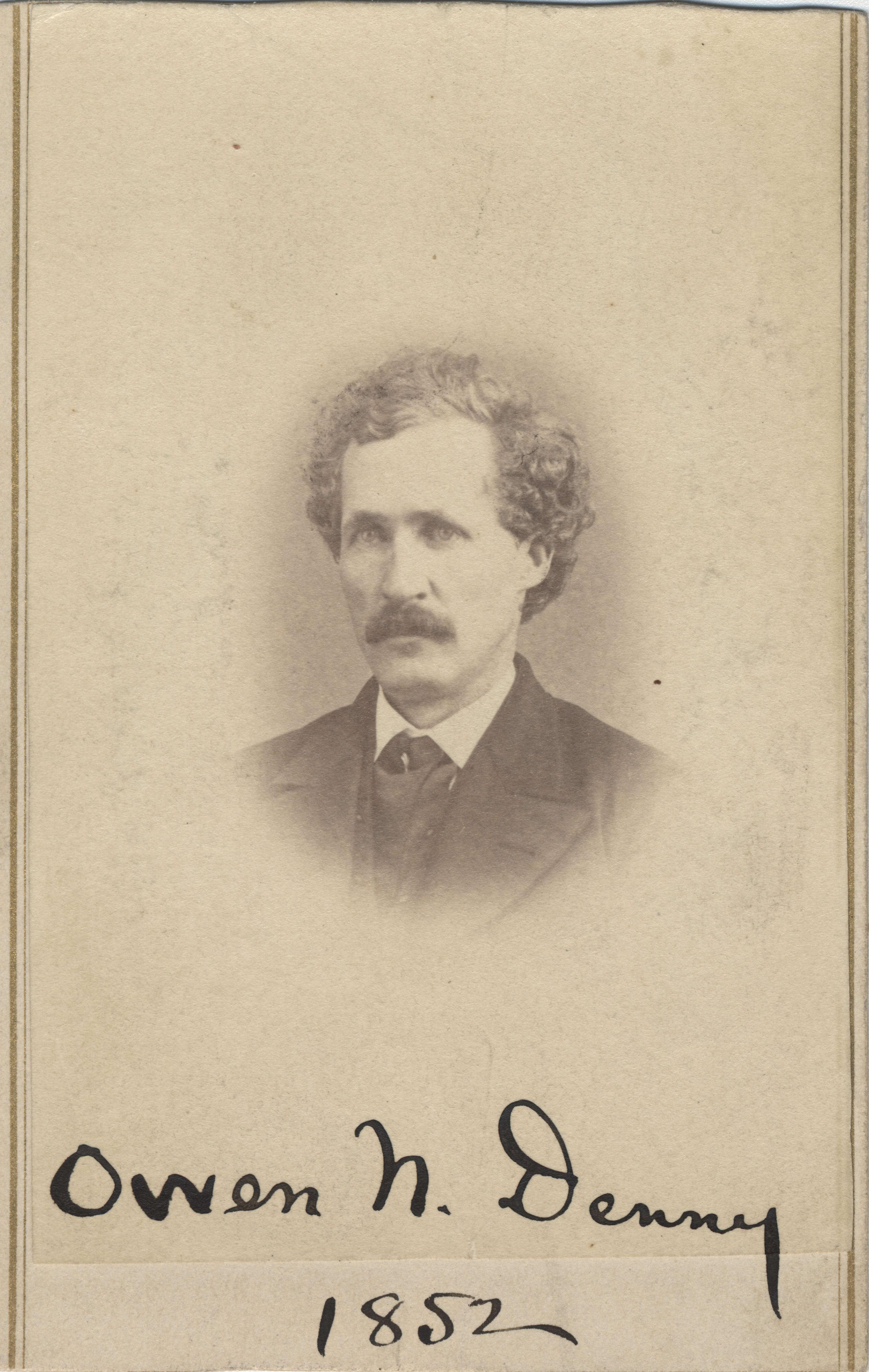 Denny Owen N
