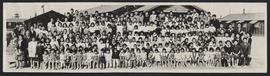 Group Photograph of Buddhist Sunday School Students, Tule Lake Relocation Center