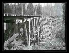 Sandy River bridge